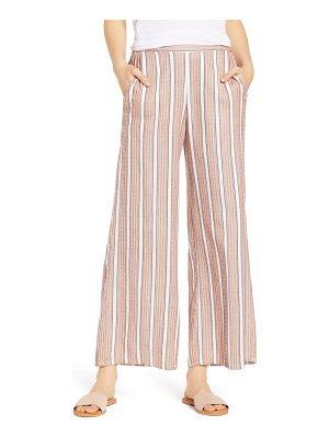 Roxy midnight avenue stripe pants