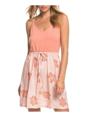 Roxy moon mouth sundress