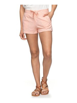 Roxy sunset pie cotton shorts