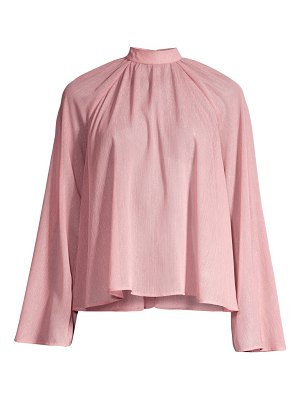 RtA tennessee long-sleeve glitter blouse
