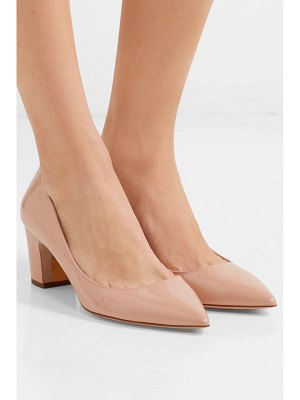 Rupert Sanderson clava patent-leather pumps