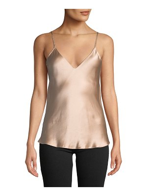 Sablyn Gloria Silk V-Neck Cami