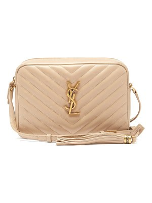 Saint Laurent lou medium quilted leather cross-body bag