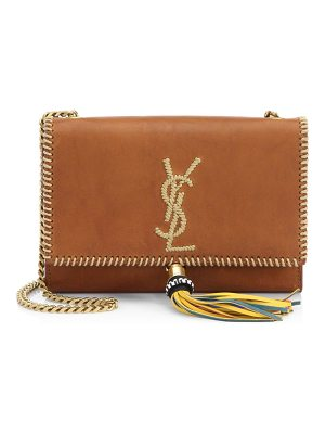 Saint Laurent small kate leather bag
