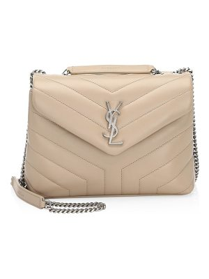 Saint Laurent small lou lou chain strap crossbody