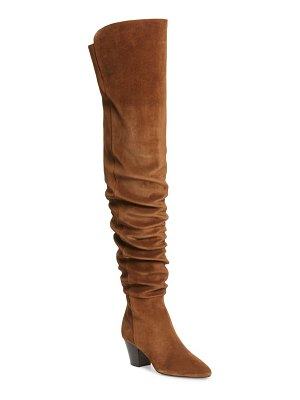 Saint Laurent sun over the knee boot