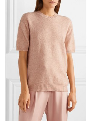 Sally Lapointe cashmere and silk-blend sweater