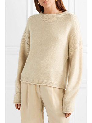 Sally Lapointe silk and cashmere-blend sweater