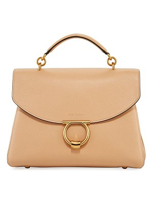 Salvatore Ferragamo Margot Medium Top Handle Bag