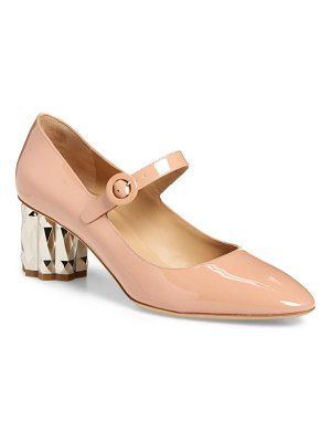 Salvatore Ferragamo ortensia mary jane pump