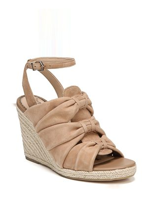 Sam Edelman awan cinched wedge sandal