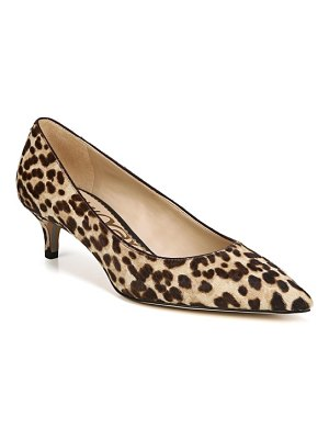 Sam Edelman dori genuine calf hair pump