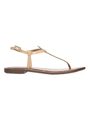 Sam Edelman gigi patent leather sandals