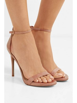 Sam Edelman glittered vinyl sandals