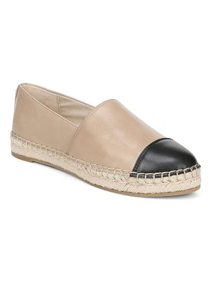 Sam Edelman krissy leather espadrille flats