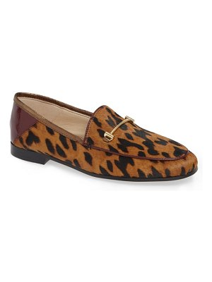 Sam Edelman lior genuine calf hair loafer