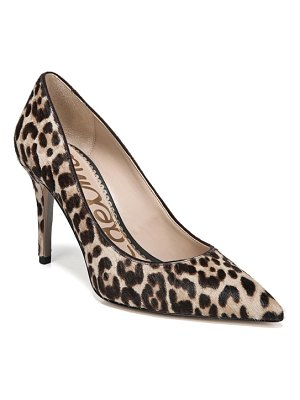 Sam Edelman margie genuine calf hair pump