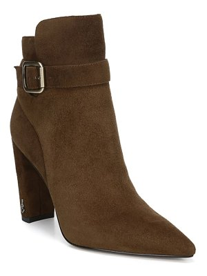 Sam Edelman rita pointed toe bootie
