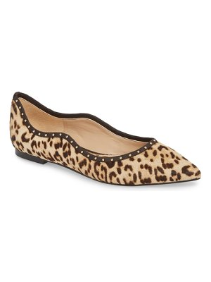 Sam Edelman rivera genuine calf hair flat