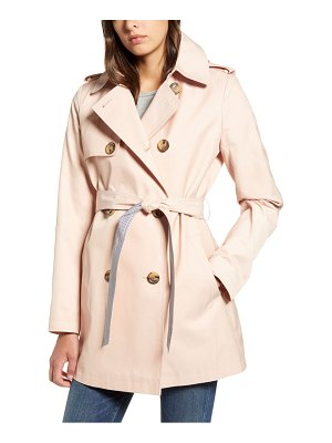 Sam Edelman short trench coat