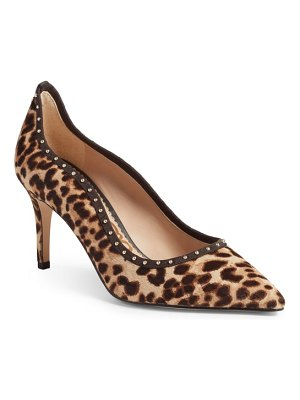 Sam Edelman tiana genuine calf hair pump