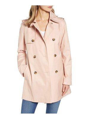 Sam Edelman water resistant trench coat