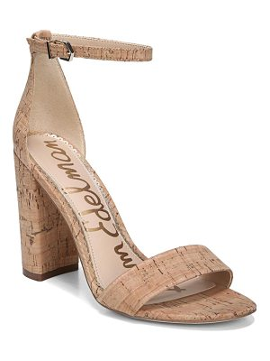 SAM EDELMAN Yaro Cork Sandals