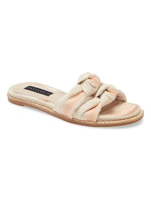 Sanctuary bailamos slide sandal