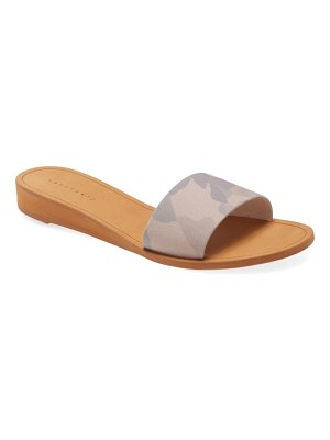 Sanctuary rejoice slide sandal