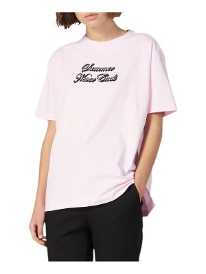 Sandro summer never ends tee