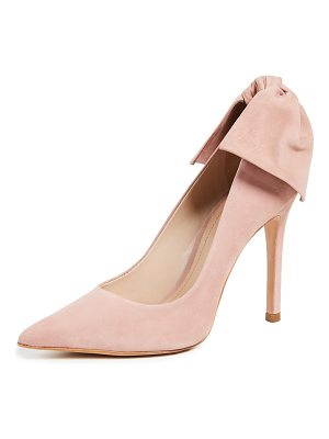 Schutz blasiana bow point toe pumps