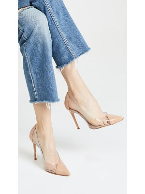 Schutz cendi point toe pumps