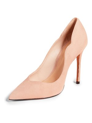 Schutz monaliza point toe pumps
