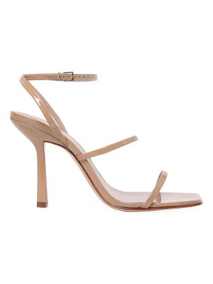 Schutz nita patent leather sandals