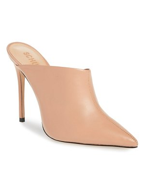 Schutz quincy stiletto mule