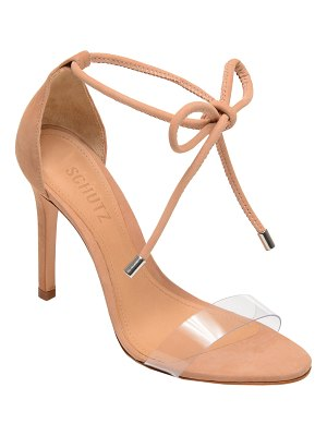 Schutz shutz monique ankle tie sandal