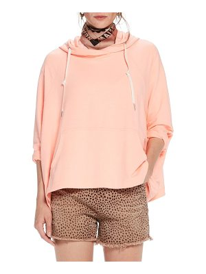 Scotch & Soda boxy fit hoodie