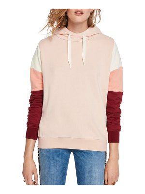 Scotch & Soda colorblock hoodie