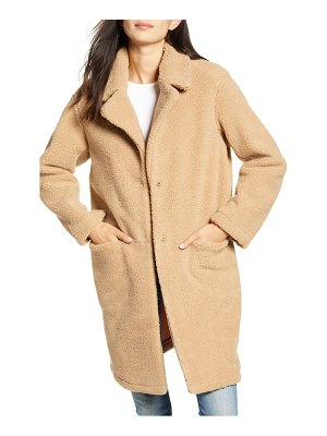 Scotch & Soda teddy coat