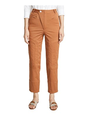 SEA kali quilted pants