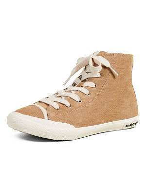 SeaVees army issue high sneakers