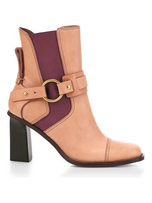 See By Chloe alexis leather ankle boots