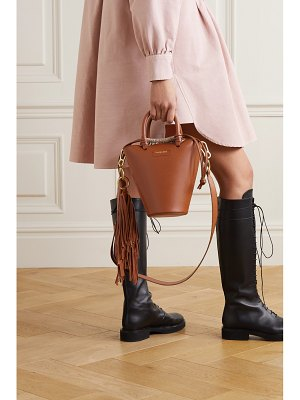 See By Chloe cecilia tasseled leather tote