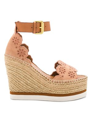 See By Chloe Glyn Wedge Sandal
