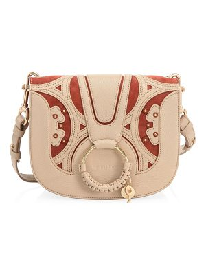 See By Chloe hana leather shoulder bag