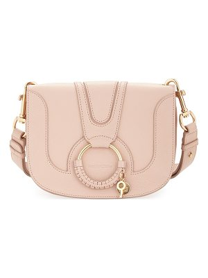 See By Chloe Hana Medium Ring Saddle Bag
