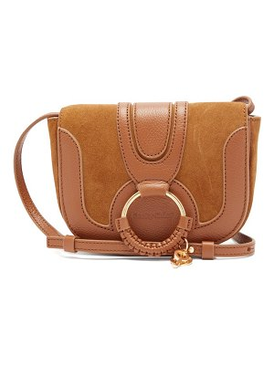 See By Chloe hana mini leather cross body bag