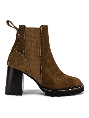 See By Chloe howl bootie