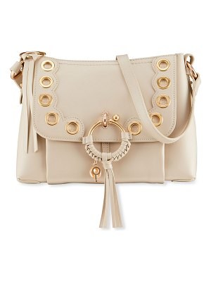 See By Chloe Joan Eyelet Leather Shoulder Bag