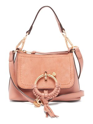 See By Chloe joan mini leather cross-body bag